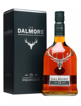 Dalmore 15 ans 70cl