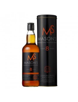 Mason 8 Blended Whisky 70cl