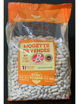 Mogette de Vendée Label...