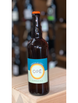 OPE Summer Ale 75cl