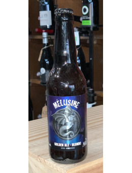 Mélusine Golden Ale blonde...